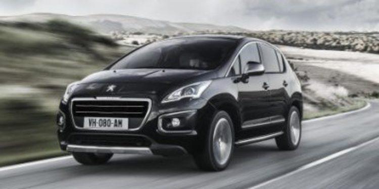 Nuevos Peugeot 3008 y 5008 ya disponibles en España