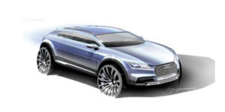 Nuevo concept crossover de Audi, posible próximo Q1