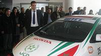 Mehdi Bennani presenta los colores de su Honda para el WTCC