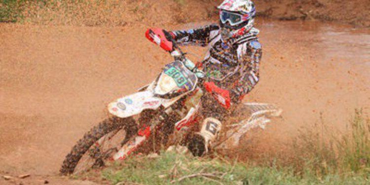 Dani Oliveras hará el Dakar 2014 con Gas Gas