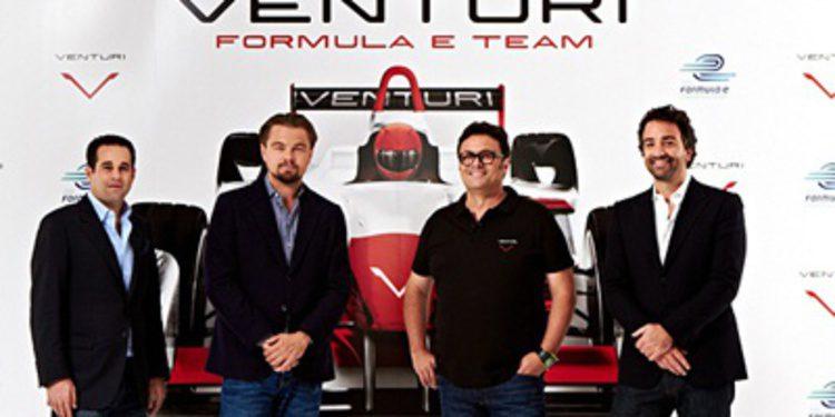 Venturi Gran Prix y Leonardo Di Caprio llegan a la Formula E