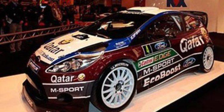 M-Sport tiene atado a Robert Kubica y sueña con Ford