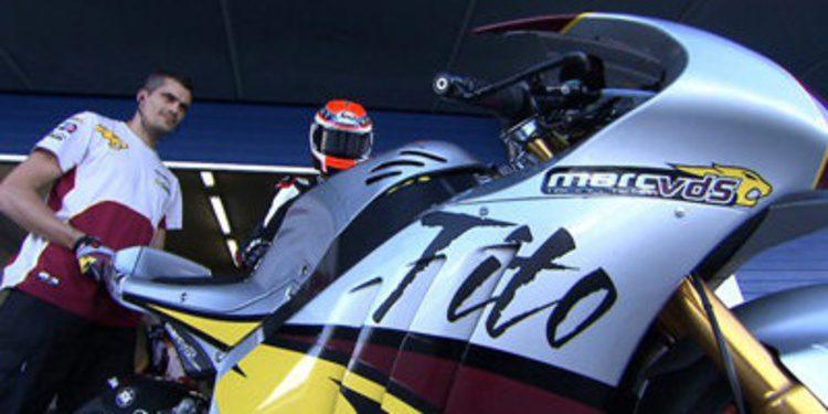 """Tito Rabat: """"Puedo ganar Moto2 el año que viene"""""""