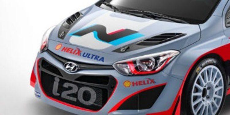 """Hyundai apellidará """"N"""" a sus vehículos más extremos"""