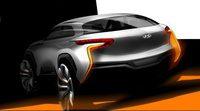 Hyundai Intrado, crossover concept para Ginebra 2014