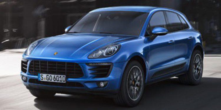 Porsche podría montar motores de cuatro cilindros en el Macan