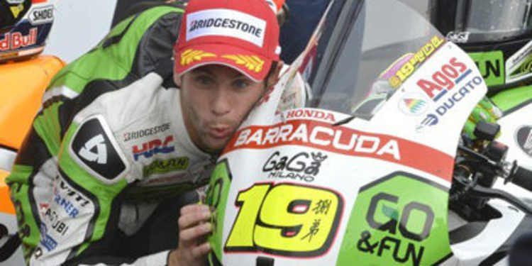 Barracuda patrocina a Gresini Racing en todas las categorías