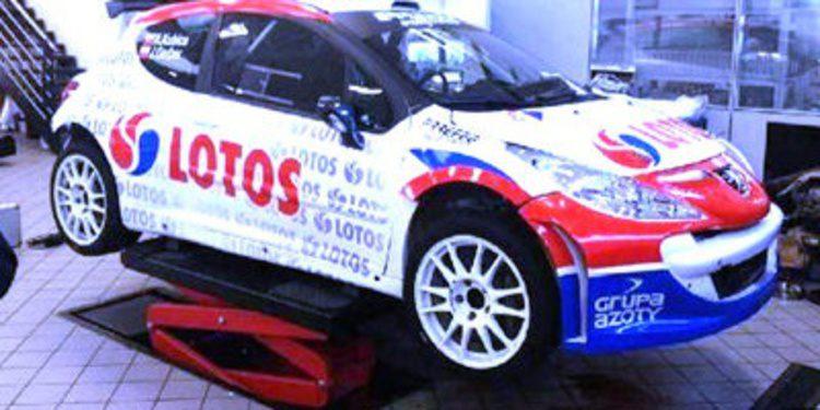 Robert Kubica también se apunta al Rally di Sperlonga