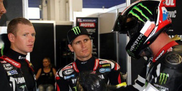 Broc Parkes, segundo piloto de Paul Bird en MotoGP 2014