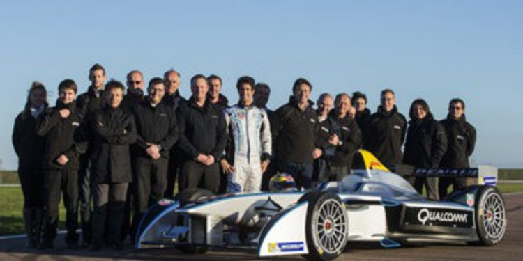 "Alejandro Agag: ""Habrá un piloto español en Formula E"""