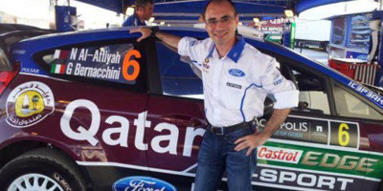 M-Sport y un viernes 13 para presentar pilotos del WRC