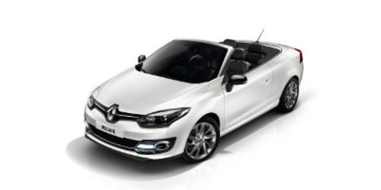 Lavado de cara para el Megane Coupé-Cabriolet de Renault