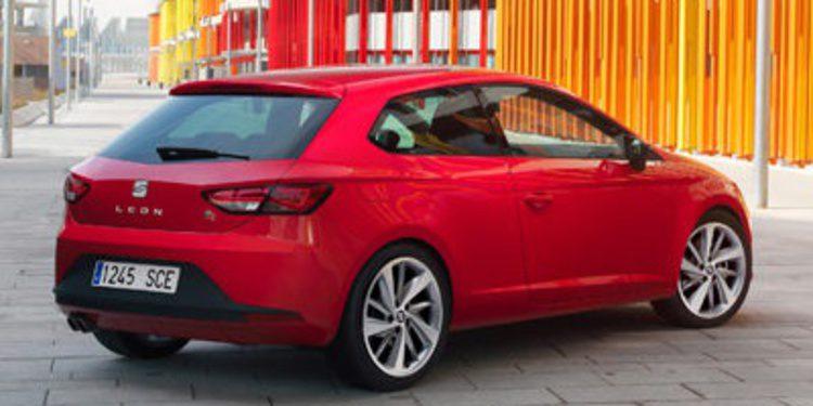 Se filtran detalles del nuevo Seat León Cupra