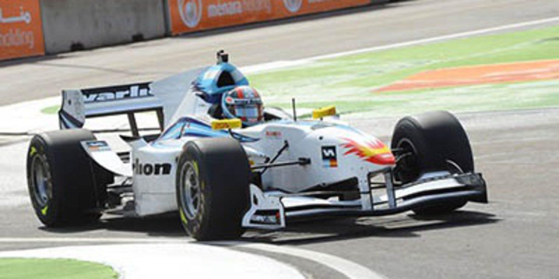 Campos Racing ya tiene los GP2/11 en casa
