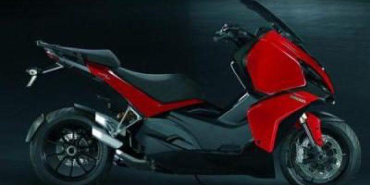 Ducati entrará en el mercado de las Scooter en 2014