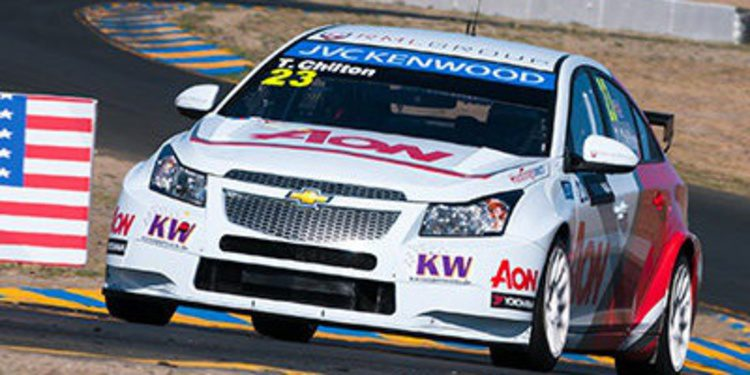ROAL Motorsport tendrá dos Chevrolet en 2014