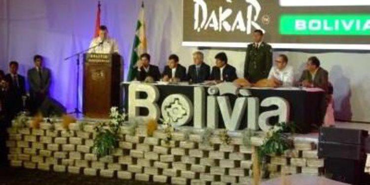 Bolivia espera impaciente el paso del Dakar