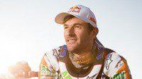 La dieta de Marc Coma en el Dakar
