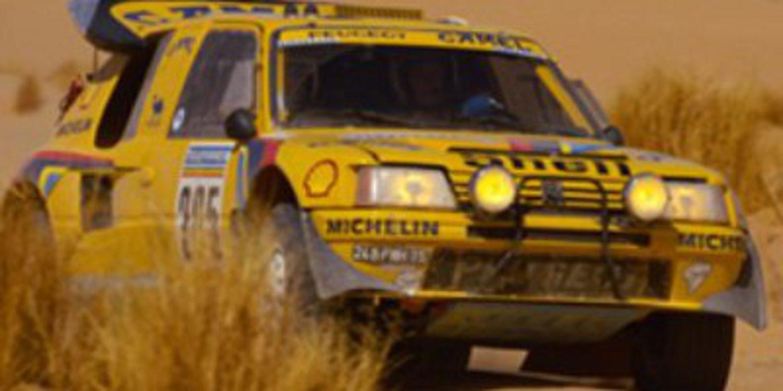 Peugeot podría volver al Dakar en 2015