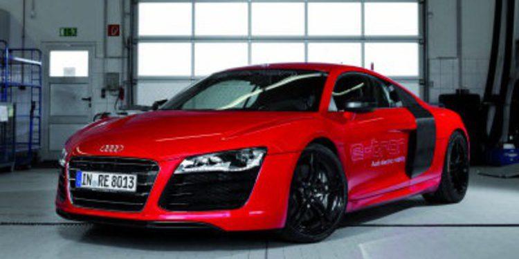 El proyecto del Audi R8 e-tron resurge de sus cenizas