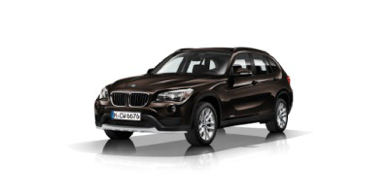 Ligeras modificaciones para el BMW X1
