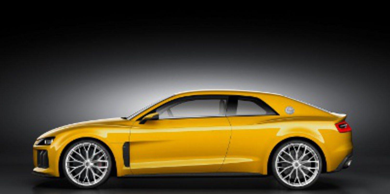 Nuevos datos del futuro Audi Sport Quattro
