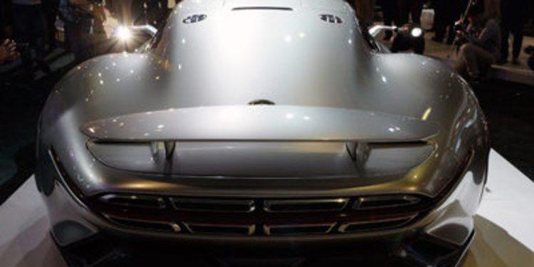 Otro vistazo al Mercedes AMG Vision Gran Turismo Concept