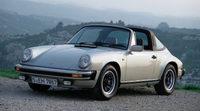 Se filtran las imágenes del Porsche 911 991 Targa