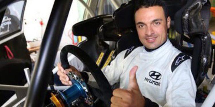 Bryan Bouffier podría competir en Montecarlo con un Fiesta WRC