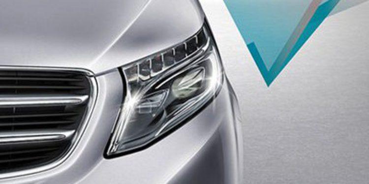 Ya queda menos para el Mercedes-Benz Clase V