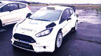 El Ford Fiesta RS WRC estrena su nueva imagen