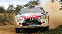 Citroën Racing presenta su proyecto para el WRC 2014