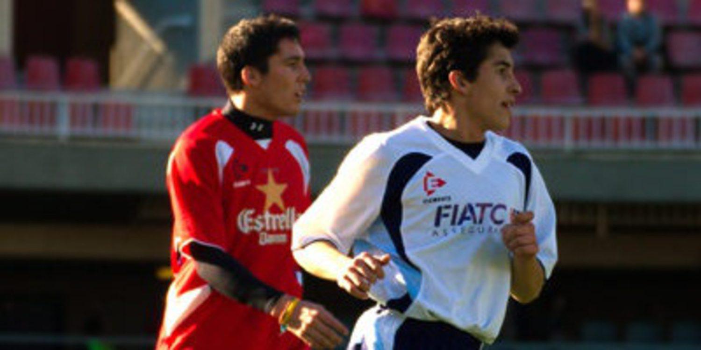 Márquez, los Espargaró y Oriola en la Marató de TV3