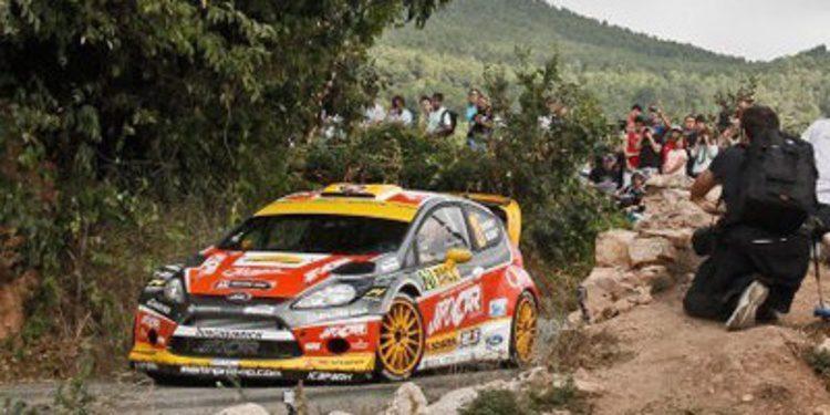 Martin Prokop fija su programa para el WRC 2014
