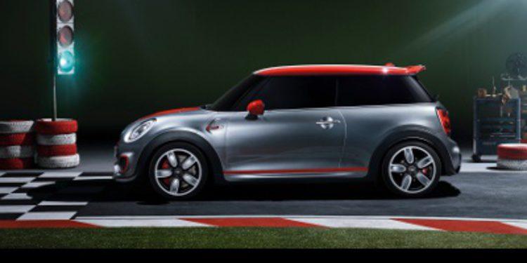 Nuevo Mini John Cooper Works concept 2014