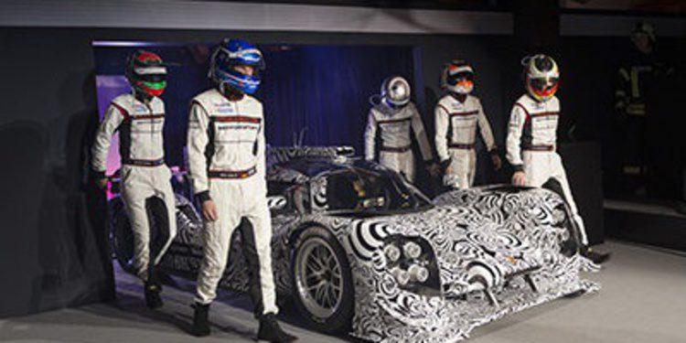 El asalto al WEC de Porsche se llamará 919 Hybrid