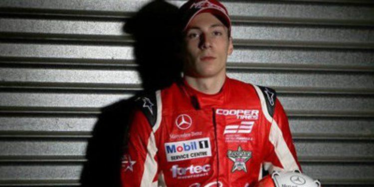 Alex Lynn ficha por Carlin GP3 de la mano de Red Bull