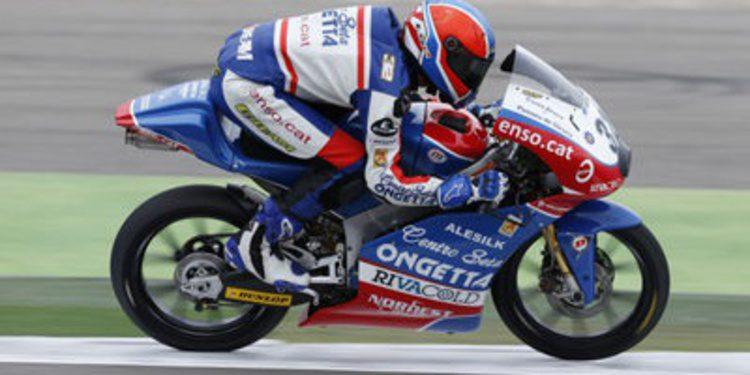 Isaac Viñales, 2º piloto del Team Calvo en Moto3 2014