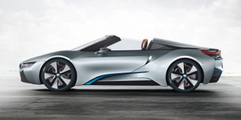 BMW podría haber dado luz verde al i8 spyder