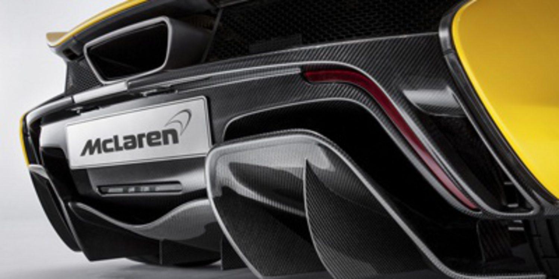 McLaren decidida a eliminar los limpiaparabrisas