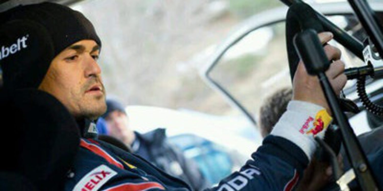 Dani Sordo sube por primera vez al Hyundai i20 WRC