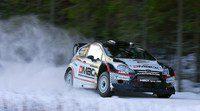 DMACK con Ott Tänak y Jari Ketomaa en el WRC 2014
