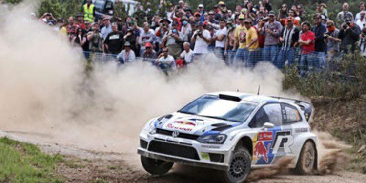 Las mejores imágenes de la temporada 2013 del WRC