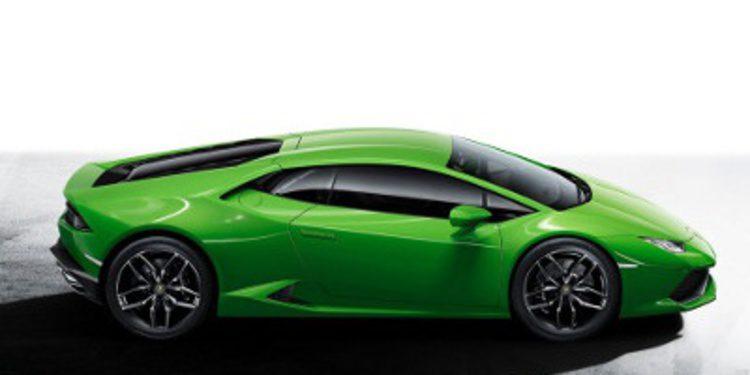 Primer vídeo del Lamborghini Huracán en movimiento