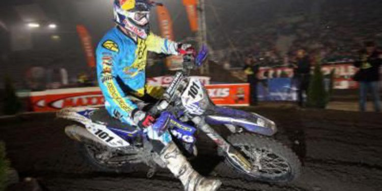 David Knight vence el GP de Polonia de SuperEnduro