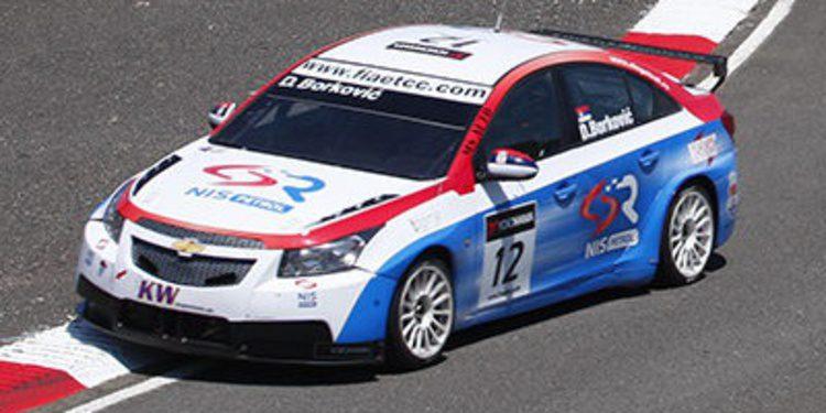 Dusan Borkovic competirá con un Chevrolet TC1