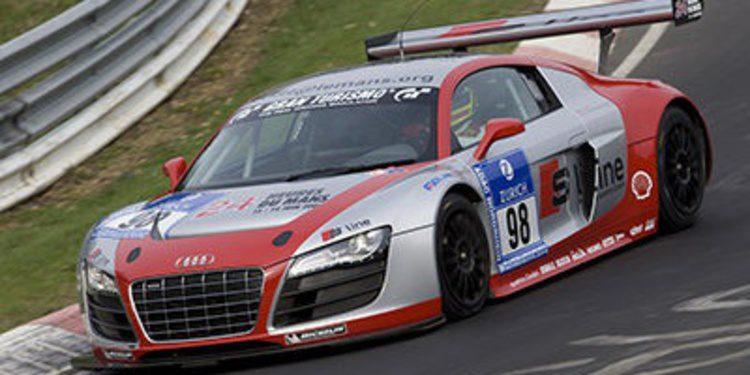 Audi continuará su programa en GT