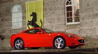 Ferrari California con un V8 bi-turbo para primavera