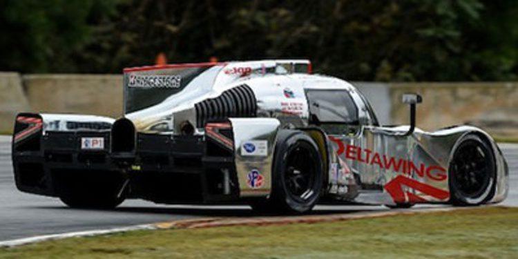 Alexander Rossi pilotará el Deltawing en Daytona