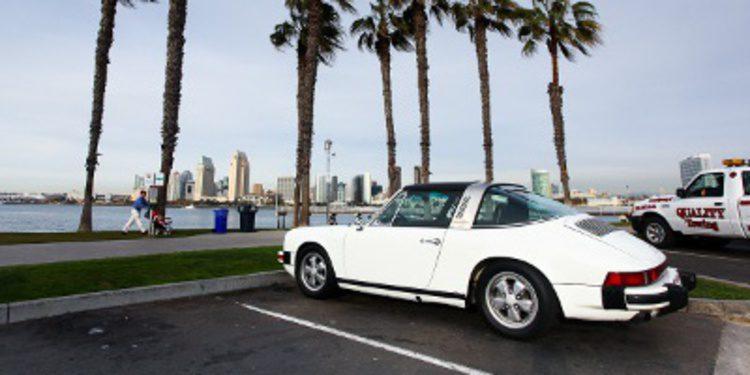 Porsche confirma el 911 Targa para Detroit